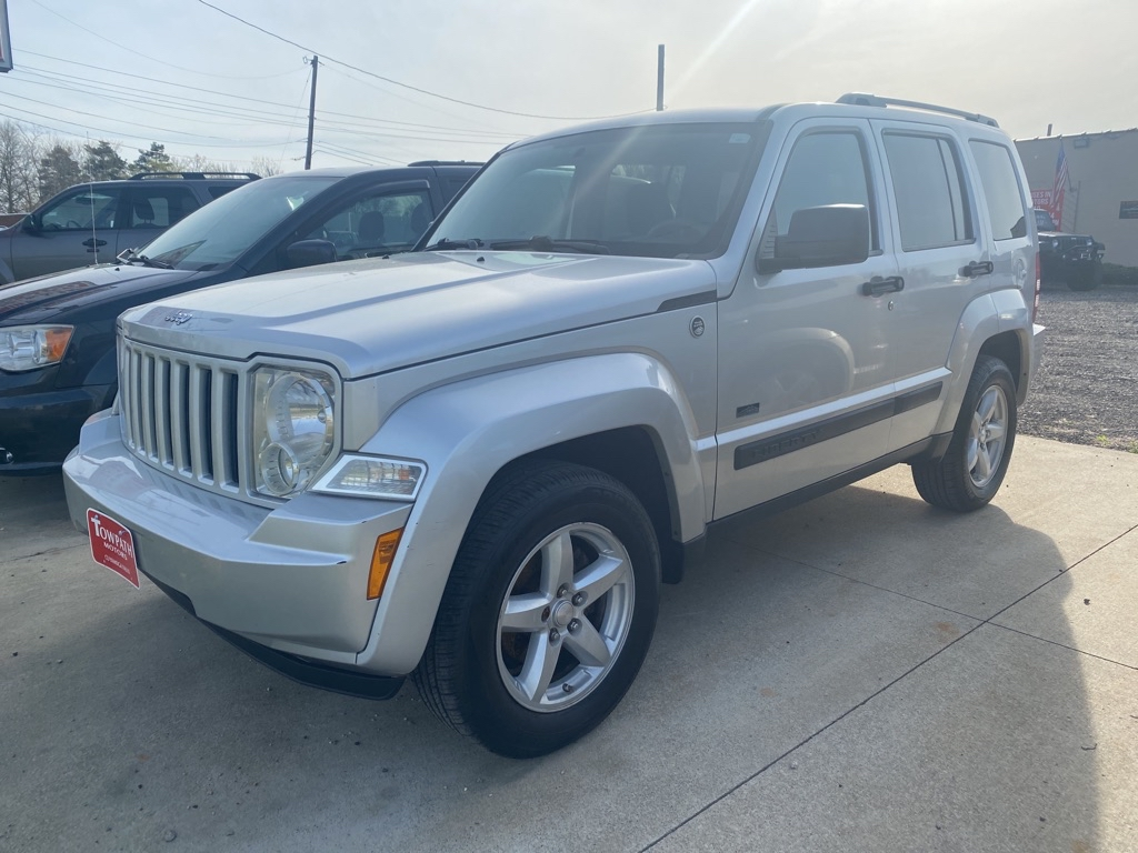 2009 Jeep Liberty for sale at Towpath Motors | Used Car Dealer in Peninsula Ohio
