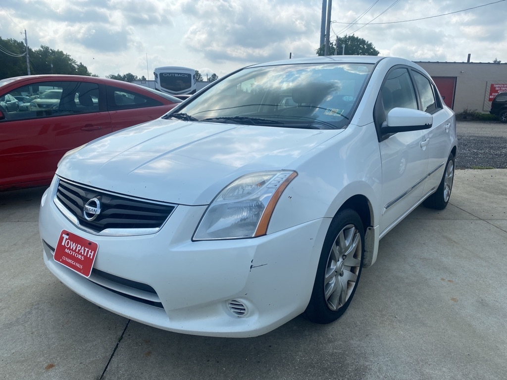 2010 Nissan Sentra for sale at Towpath Motors   Used Car Dealer in Peninsula Ohio