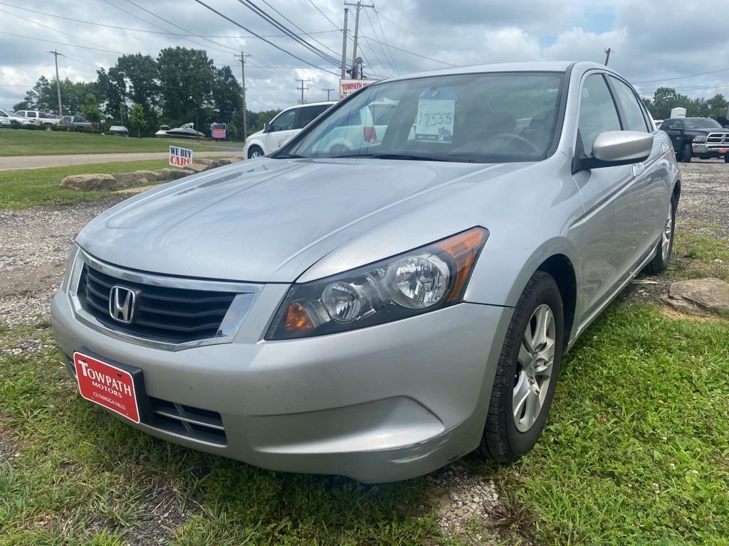 2009 Honda Accord for sale at Towpath Motors   Used Car Dealer in Peninsula Ohio