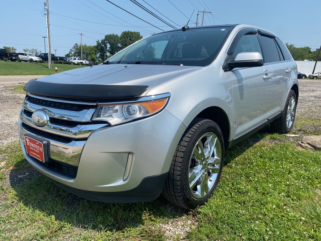 2012 Ford Edge for sale at Towpath Motors   Used Car Dealer in Peninsula Ohio