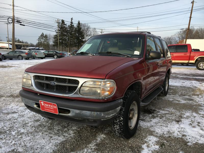1998 Ford Explorer for sale at Towpath Motors   Used Car Dealer in Peninsula Ohio