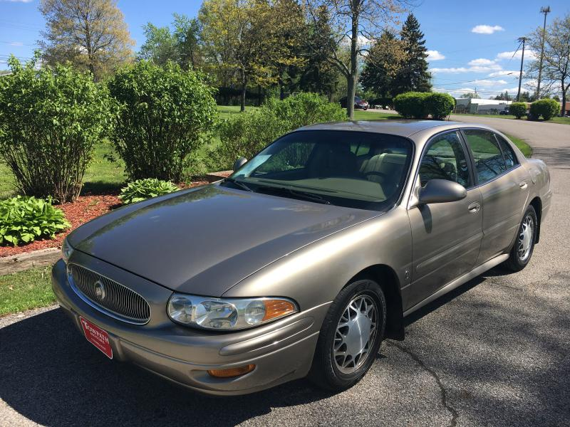 2004 Buick Lesabre for sale at Towpath Motors | Used Car Dealer in Peninsula Ohio