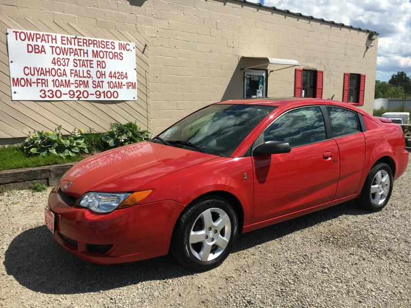 Used 2006 Saturn Ion Level 2 For Sale At Towpath Motors Cuyahoga