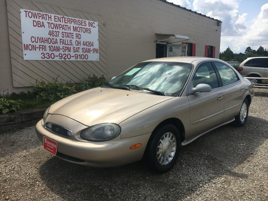 1999 Mercury Sable for sale at Towpath Motors | Used Car Dealer in Peninsula Ohio