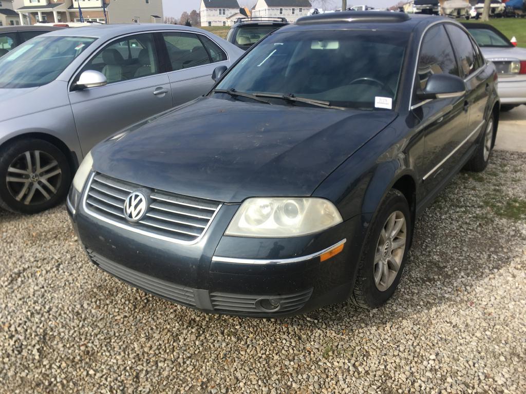 2004 Volkswagen Passat for sale at Towpath Motors | Used Car Dealer in Peninsula Ohio