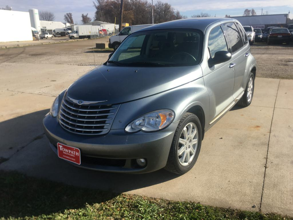 2010 Chrysler Pt Cruiser for sale at Towpath Motors | Used Car Dealer in Peninsula Ohio