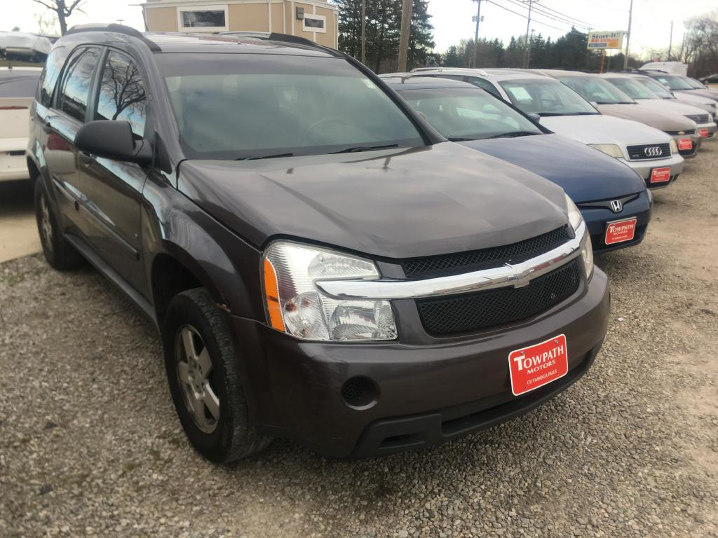 2007 Chevrolet Equinox for sale at Towpath Motors | Used Car Dealer in Peninsula Ohio