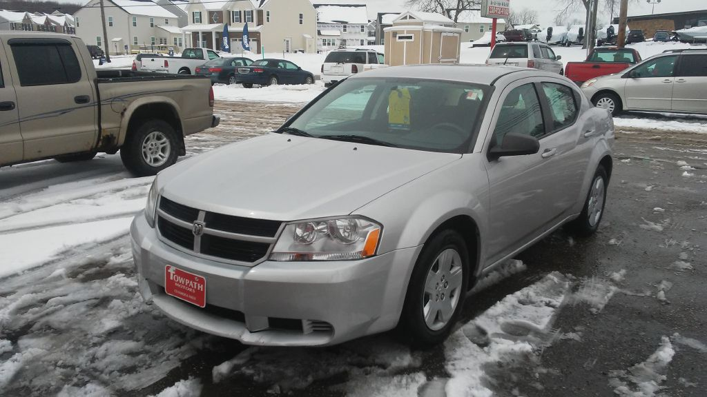2010 Dodge Avenger for sale at Towpath Motors | Used Car Dealer in Peninsula Ohio