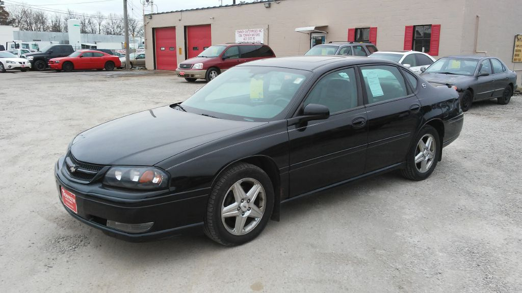 2005 Chevrolet Impala for sale at Towpath Motors | Used Car Dealer in Peninsula Ohio