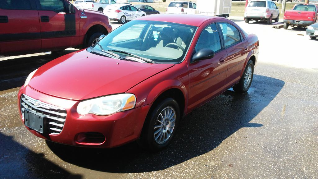 2004 Chrysler Sebring for sale at Towpath Motors | Used Car Dealer in Peninsula Ohio