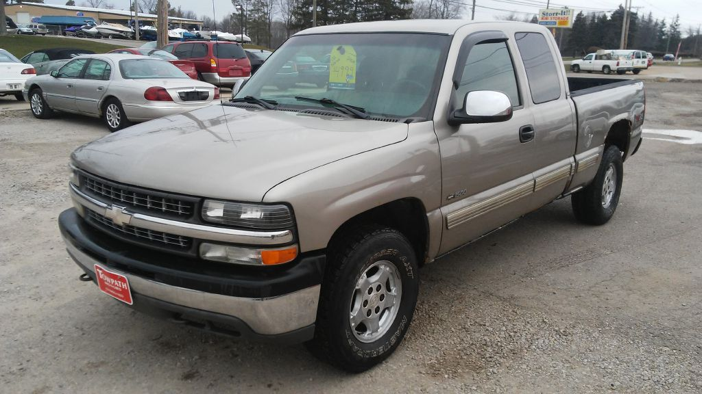 2002 Chevrolet Silverado 1500 for sale at Towpath Motors | Used Car Dealer in Peninsula Ohio