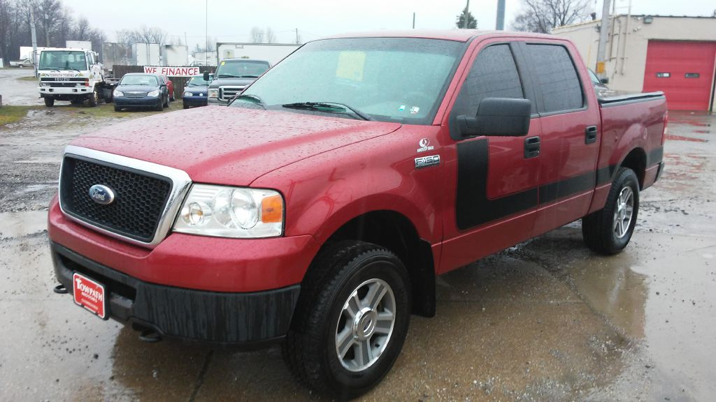 2008 Ford F150 for sale at Towpath Motors | Used Car Dealer in Peninsula Ohio