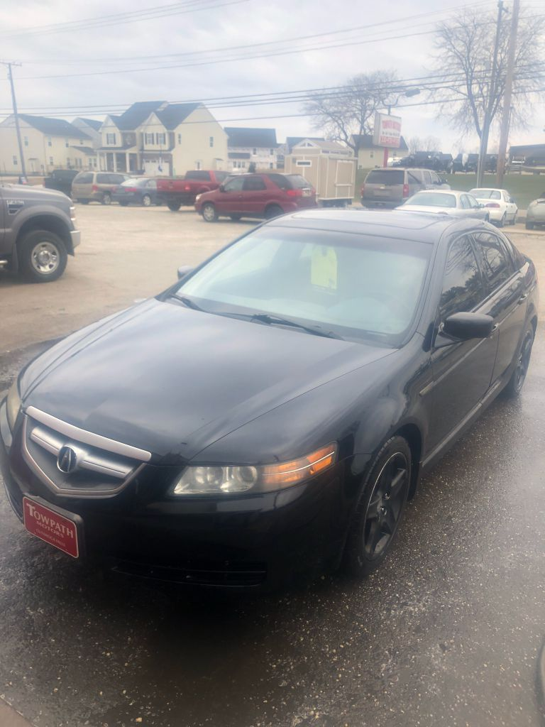 2005 Acura Tl for sale at Towpath Motors | Used Car Dealer in Peninsula Ohio