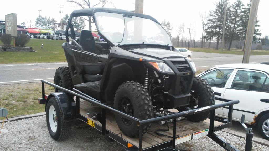 2014 Arctic Cat 700cc for sale at Towpath Motors | Used Car Dealer in Peninsula Ohio