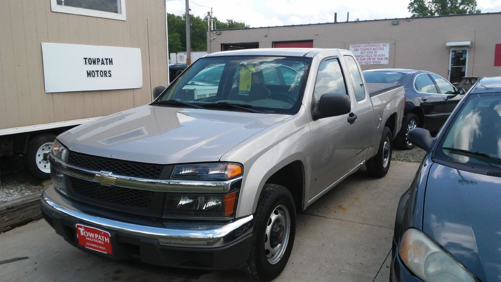 2006 Chevrolet Colorado for sale at Towpath Motors   Used Car Dealer in Peninsula Ohio