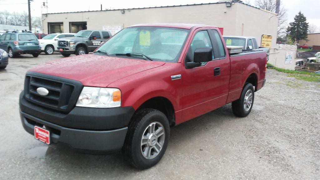 2007 Ford F150 for sale at Towpath Motors | Used Car Dealer in Peninsula Ohio