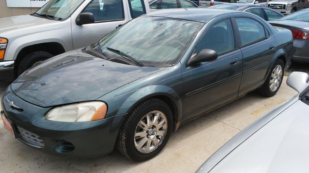 2002 Chrysler Sebring for sale at Towpath Motors | Used Car Dealer in Peninsula Ohio