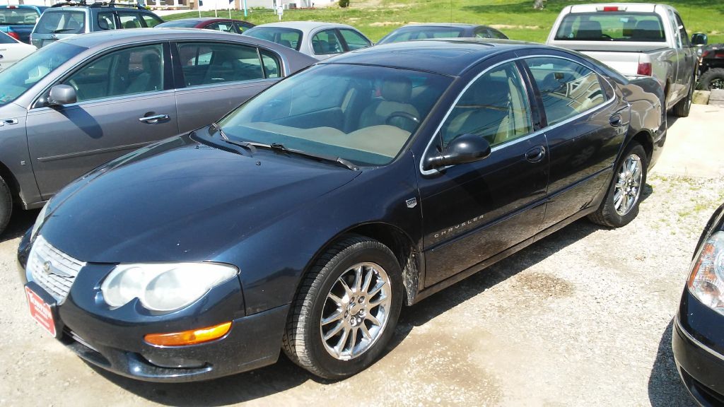 2001 Chrysler 300m for sale at Towpath Motors | Used Car Dealer in Peninsula Ohio