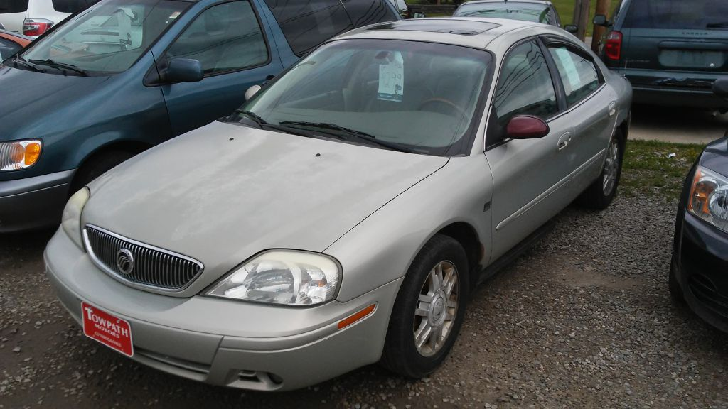 2005 Mercury Sable for sale at Towpath Motors | Used Car Dealer in Peninsula Ohio
