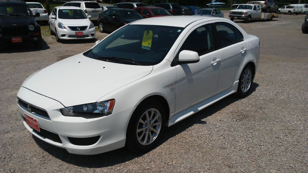 2011 Mitsubishi Lancer for sale at Towpath Motors | Used Car Dealer in Peninsula Ohio