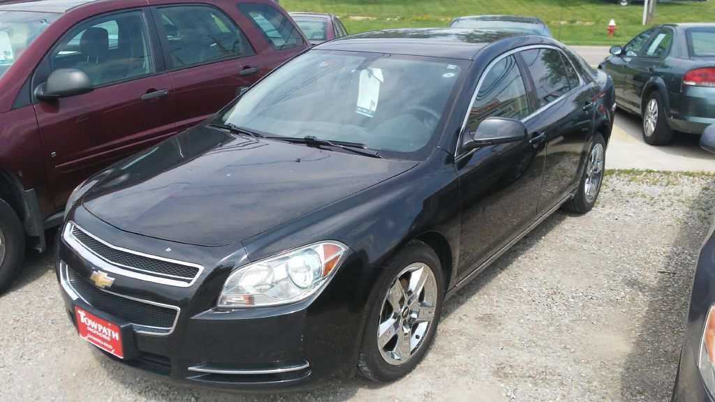 2010 Chevrolet Malibu for sale at Towpath Motors | Used Car Dealer in Peninsula Ohio
