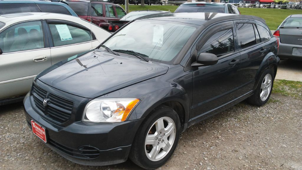 2008 Dodge Caliber for sale at Towpath Motors | Used Car Dealer in Peninsula Ohio