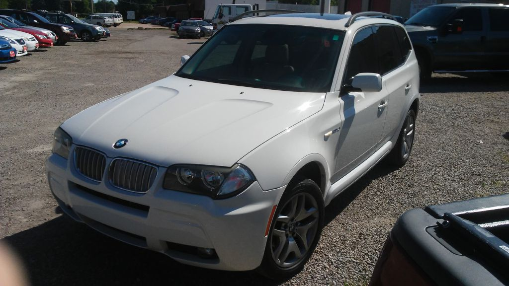 2007 Bmw X3 for sale at Towpath Motors | Used Car Dealer in Peninsula Ohio