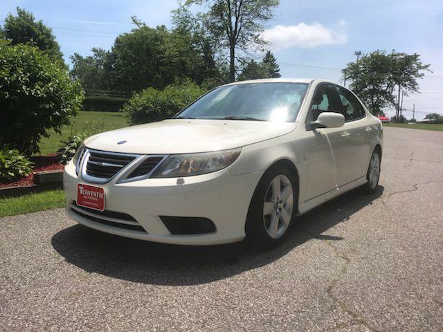 2008 Saab 9-3 for sale at Towpath Motors | Used Car Dealer in Peninsula Ohio