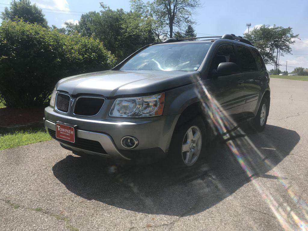 2006 Pontiac Torrent for sale at Towpath Motors | Used Car Dealer in Peninsula Ohio