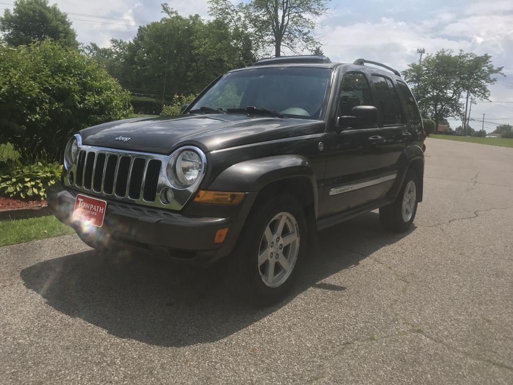 2006 Jeep Liberty for sale at Towpath Motors | Used Car Dealer in Peninsula Ohio