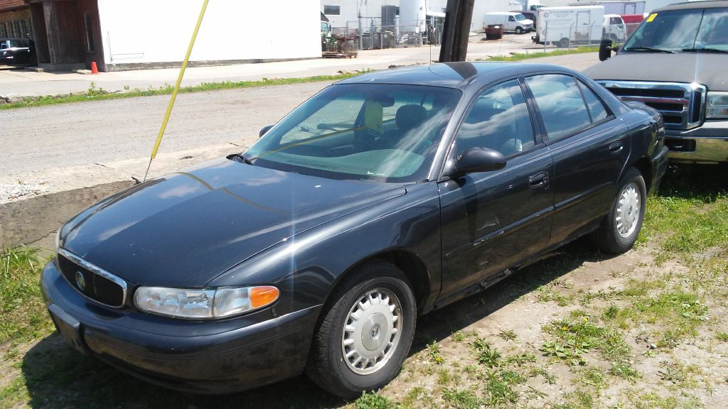 2003 Buick Century for sale at Towpath Motors | Used Car Dealer in Peninsula Ohio