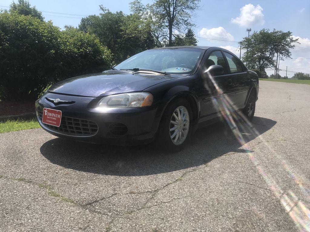 2001 Chrysler Sebring for sale at Towpath Motors   Used Car Dealer in Peninsula Ohio