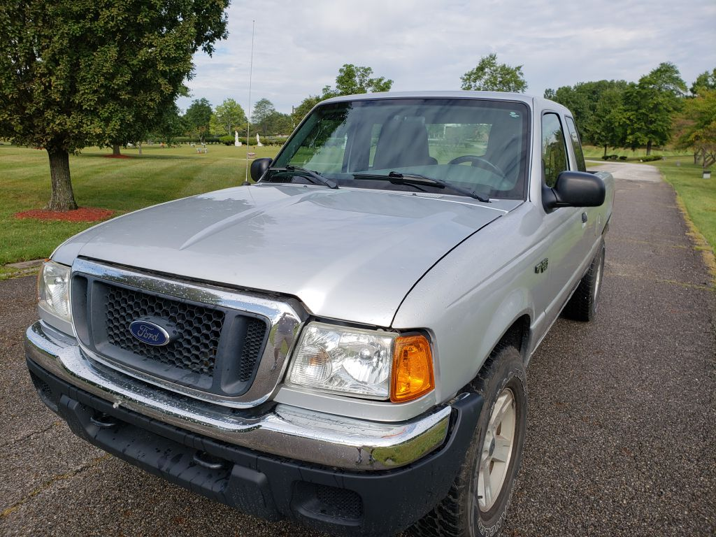 2004 Ford Ranger for sale at Towpath Motors | Used Car Dealer in Peninsula Ohio