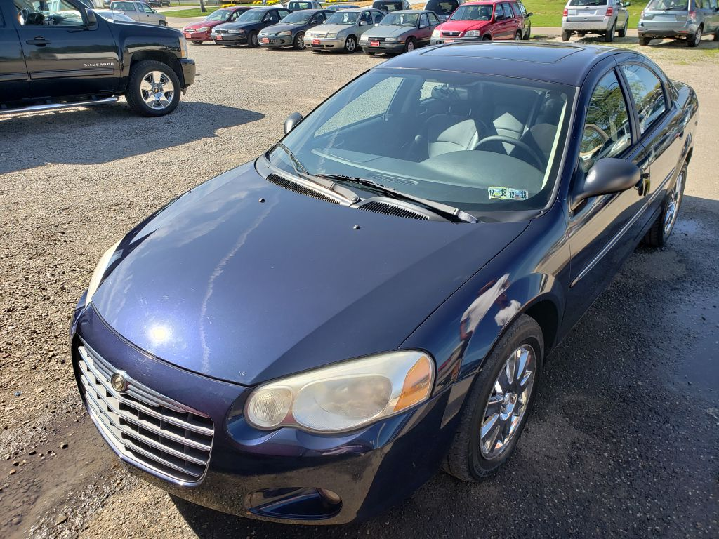 2004 Chrysler Sebring for sale at Towpath Motors | Used Car Dealer in Peninsula Ohio