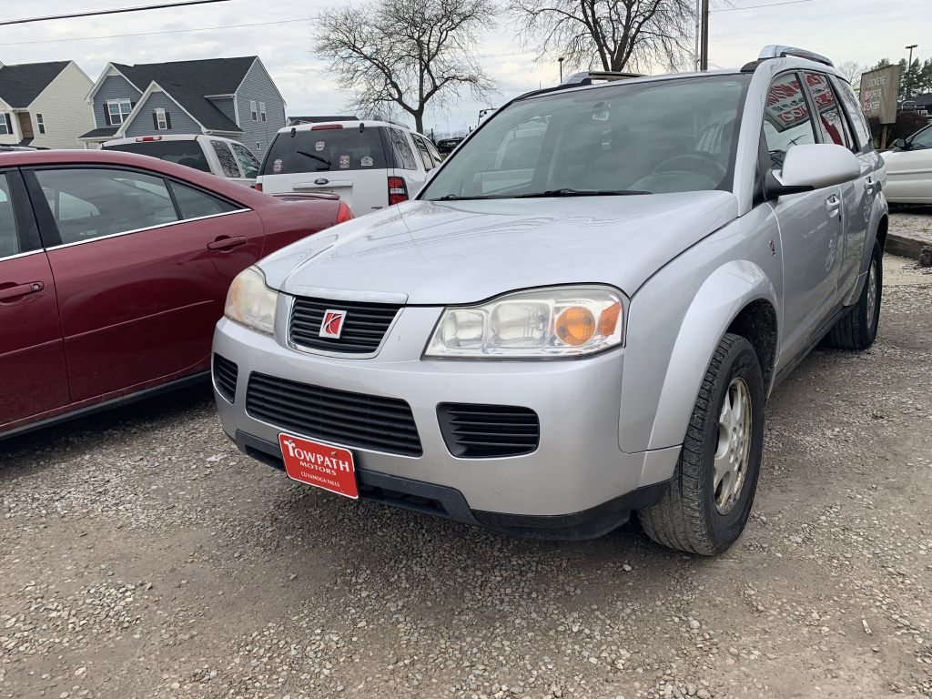 2006 Saturn Vue for sale at Towpath Motors | Used Car Dealer in Peninsula Ohio