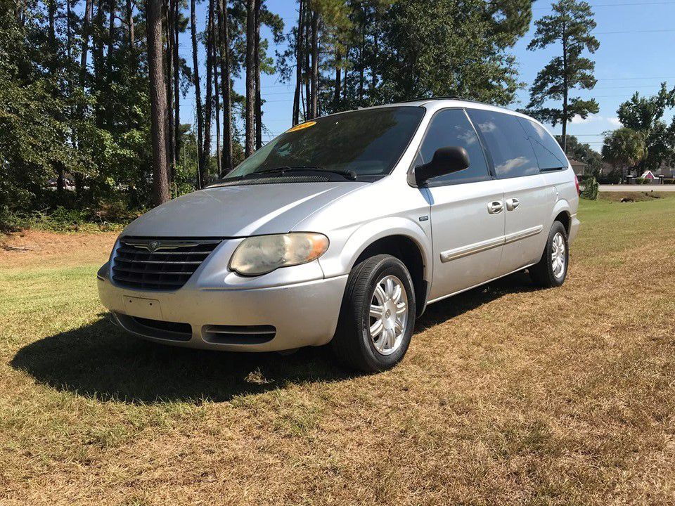 2007 CHRYSLER TOWN & COUNTRY 2A4GP54L27R272846 SOUTHSIDE SALES