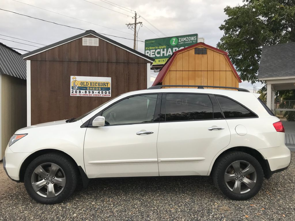2008 ACURA MDX 2HNYD28788H541691 WILSON AND SONS AUTOMOTIVE