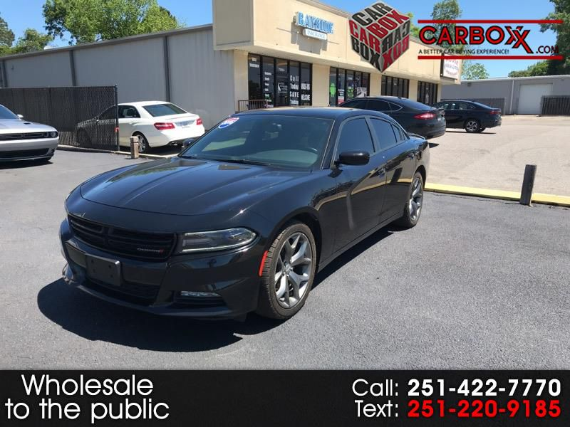 2015 DODGE CHARGER 2C3CDXHGXFH901865 CARBOX INC DBA CARBOX
