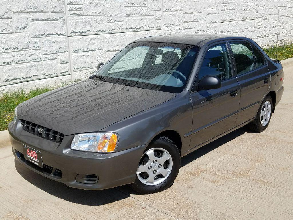 2002 hyundai accent gl for sale in parma 440 auto sales used sedans for sale 2002 hyundai accent gl for sale in