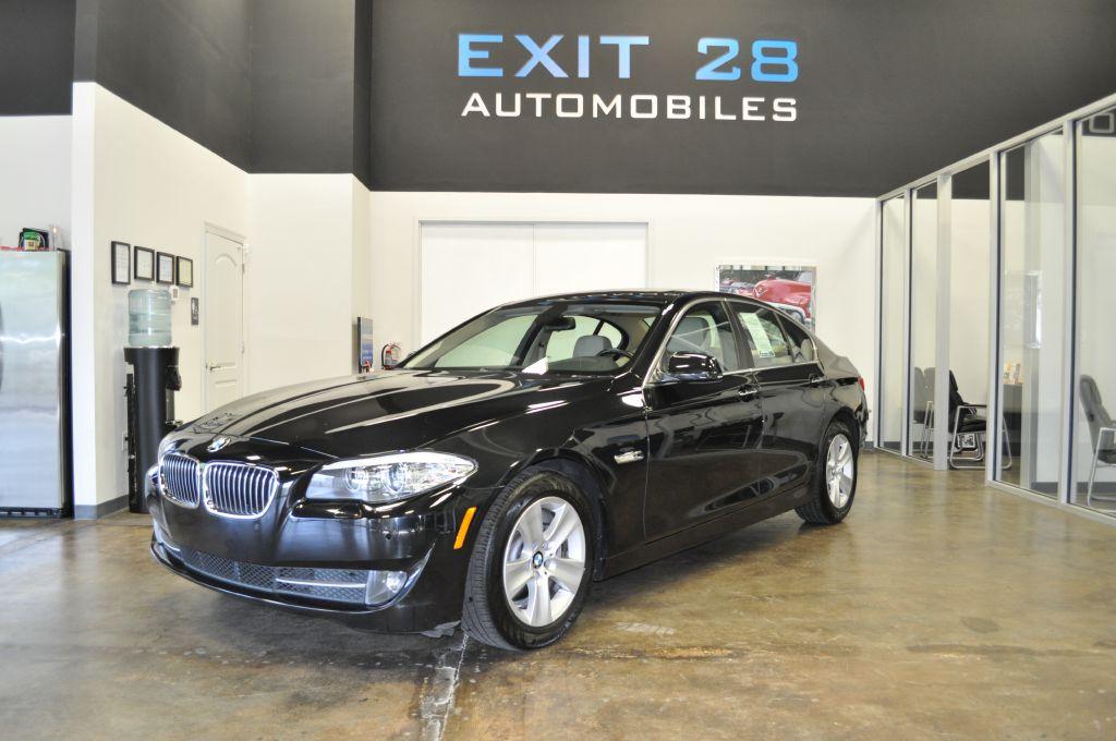 2011 BMW 528 WBAFR1C51BC738109 EXIT 28 AUTO CENTER LLC