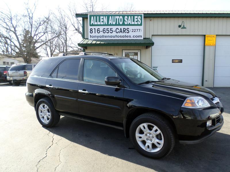 2004 ACURA MDX 2HNYD18694H540609 ALLEN AUTO SALES LLC