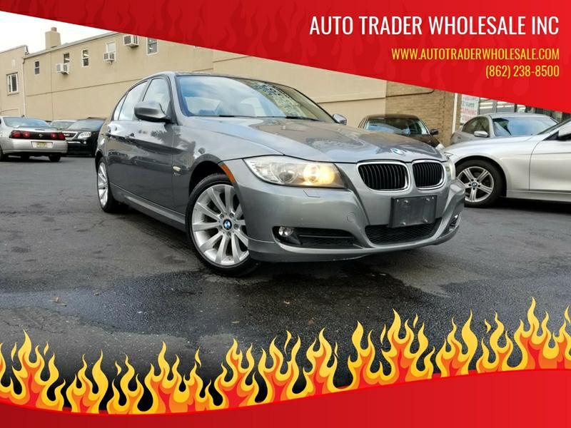 2011 BMW 3 SERIES WBAPK7G52BNN48975 AUTO TRADER WHOLESALE INC