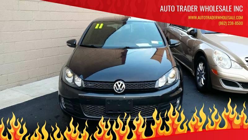 2011 VOLKSWAGEN GTI WVWFD7AJ4BW184390 AUTO TRADER WHOLESALE INC