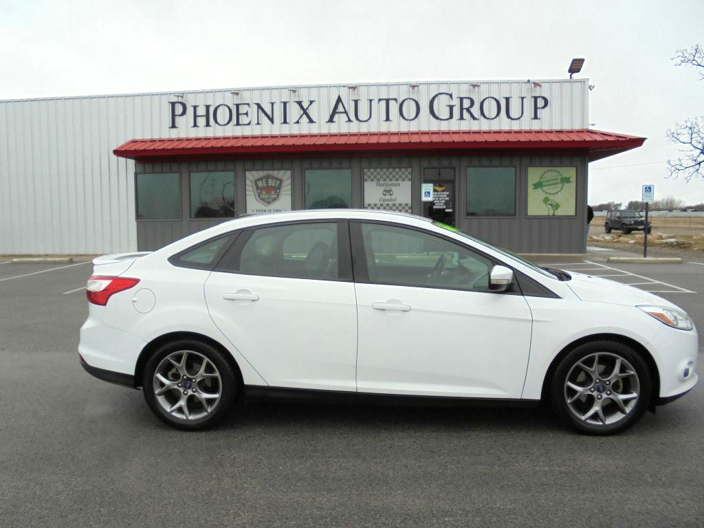 2013 FORD FOCUS 1FADP3F20DL124741 PHOENIX AUTO GROUP