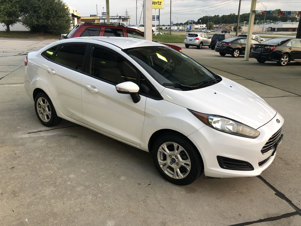 2014 FORD FIESTA 3FADP4BJ5EM151386 GLOBAL AUTO SALES, INC.