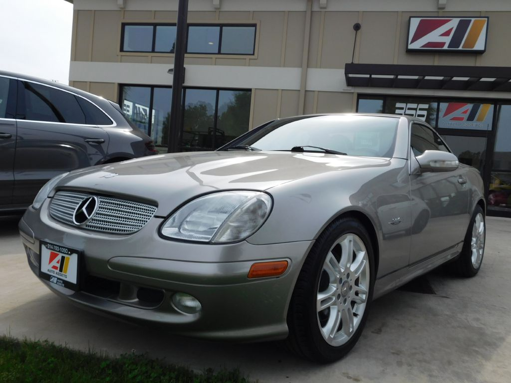 2004 MERCEDES-BENZ SLK WDBKK65F74F299765 POWELL PERFORMANCE AUTOS