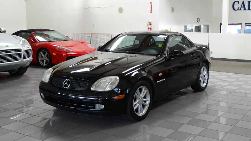 1999 Mercedes SLK230 SLK230 2dr Supercharged Conve Abs - 4-Wheel Anti-Theft System - Alarm Casse