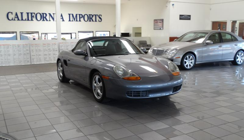 2002 PORSCHE BOXSTER CONV 0-Accidents Air Conditioning Power Windows Power Locks Power Steer