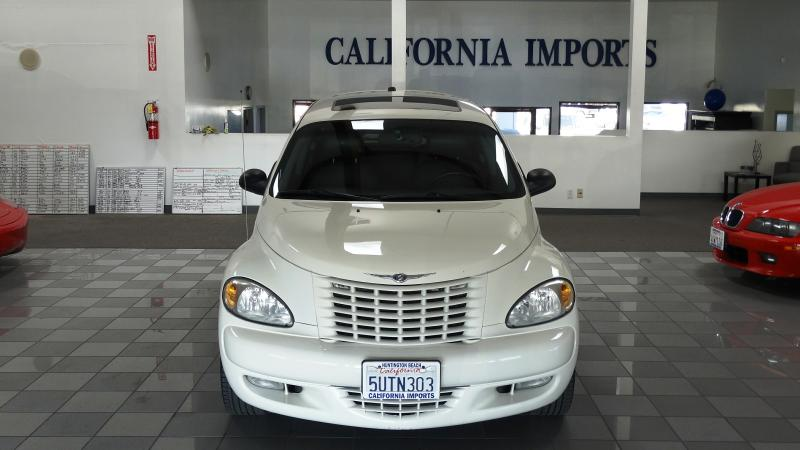 2005 CHRYSLER PT CRUISER GT NO Accidents Sunroof Spoiler Air Conditioning Power Windows Pow