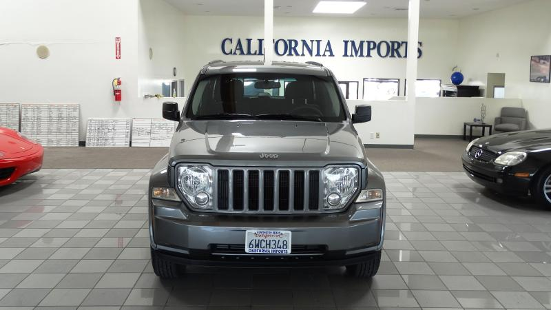 2012 JEEP LIBERTY SPORT 1-Owner 0-Accidents Clean Title Air Conditioning Power Windows Pow